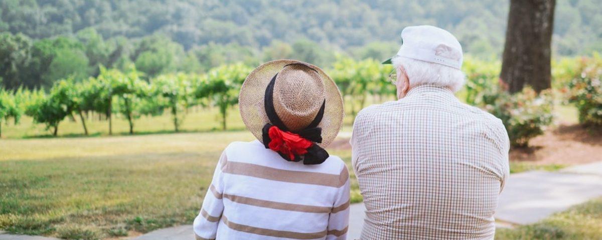 PK Group Ltd - Equity release elderly couple