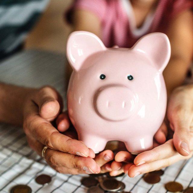 PK Group Ltd - piggy bank