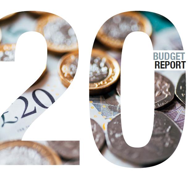 PK Group Budget Summary 2020